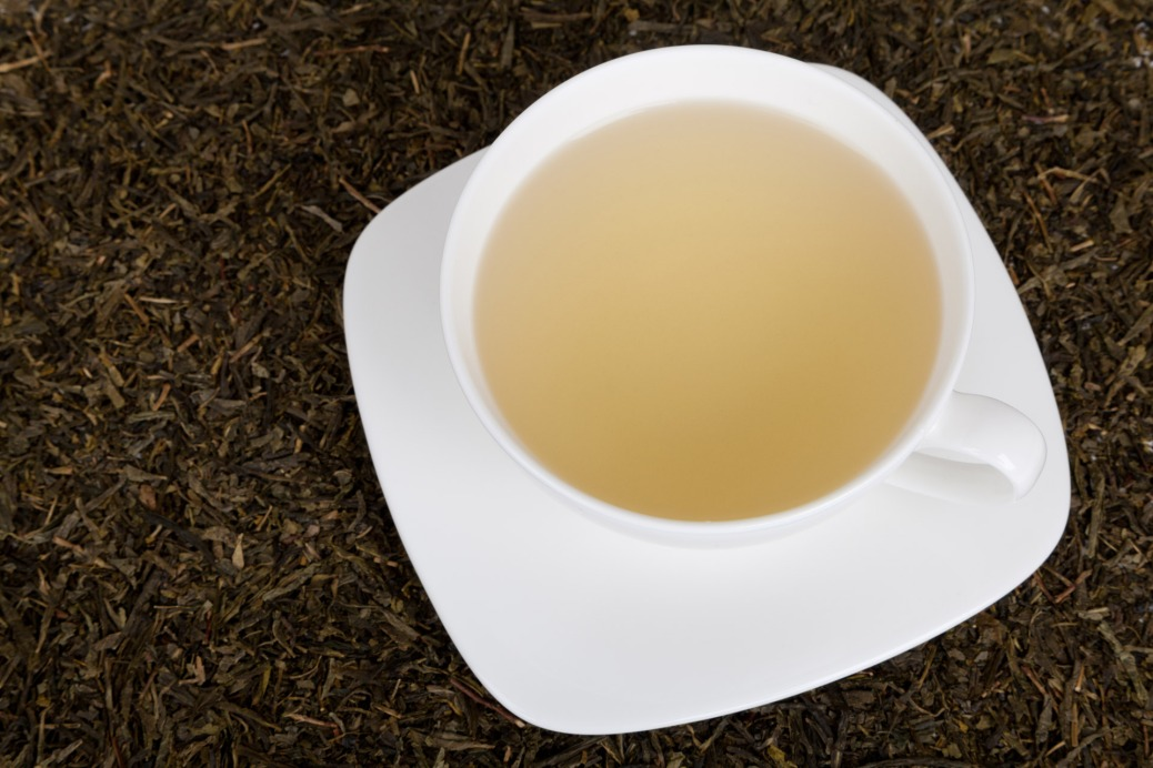 white-cup-of-a-green-tea